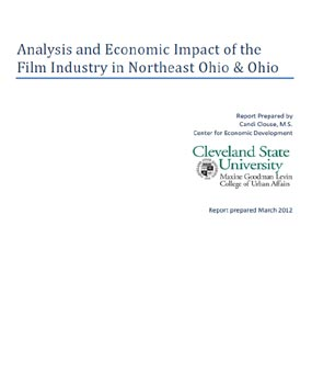 Beautiful Analysis And Economic Impact Of The Film Industry In Northeast Ohio U0026 Ohio:  Click Here To Read Full Report.